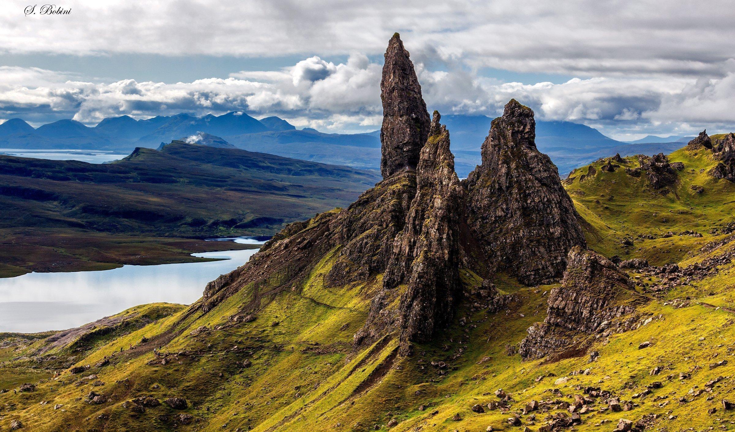 """Scozia Capitolo 9:""""SKYE, L'ISOLA DELLE NUVOLE"""""""